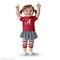 Bama Girls Have More Fun! Child Doll