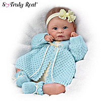 Sweetly Snuggled Sarah Baby Doll