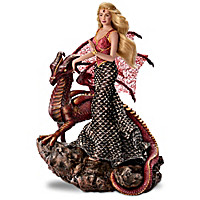 Queen Of The Dragons Fantasy Doll