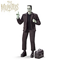 HERMAN MUNSTER Figure