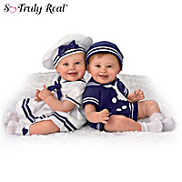 Ahoy Matey! Twin Doll Set