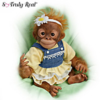 Darling Daisy Monkey Doll