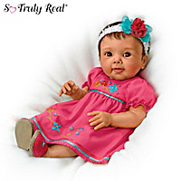 Maya's Summer Celebration Baby Doll