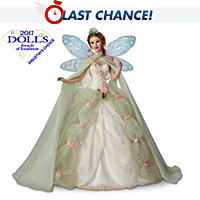 Titania, Queen Of The Fairies Fantasy Doll