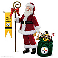 Steelers Yuletide Pride Portrait Doll