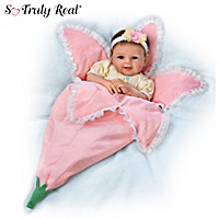 Love Blooms For Lily Baby Doll