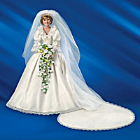 Princess Diana Bride Doll