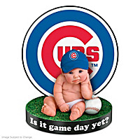 Chicago Cubs Is It Game Day Yet? Baby Doll