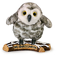 Owl Always Love You Plush Doll