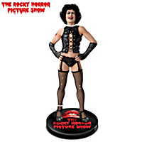 Dr. Frank-N-Furter Portrait Figure