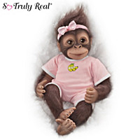 Nalani Monkey Doll