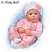 Ribbon Ruffled Riley Baby Doll