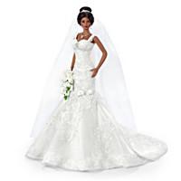 Candlelight Romance Bride Doll