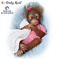Novi Monkey Doll