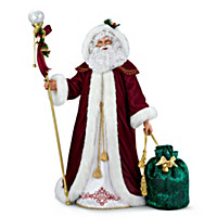 Papa Noel Santa Doll
