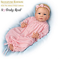 Lila's First Layette Baby Doll