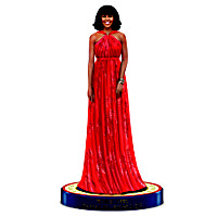 Michelle Obama Inaugural Ball January 21, 2013 Figurine