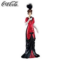 COCA-COLA A Taste Of Fashion All Its Own Figurine