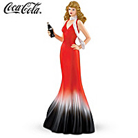 In The Groove With COKE Figurine