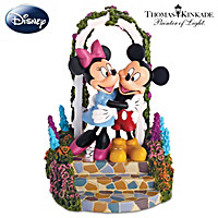 Disney Together Our Hearts Are Home Figurine