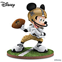 New Orleans Saints Quarterback Hero Figurine