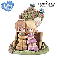 Hope Brought Us The Blessing Of Love Figurine
