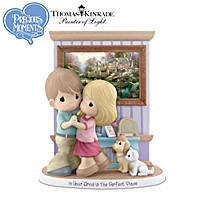 Precious Moments In Your Arms Is The Perfect Place Figurine