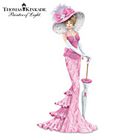 Thomas Kinkade Hopeful Radiance Figurine
