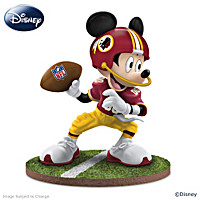 Washington Redskins Quarterback Hero Figurine