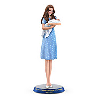 His Royal Highness, Prince George Of Cambridge Figurine