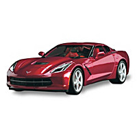 1:18-Scale 2014 Corvette Stingray Diecast Car