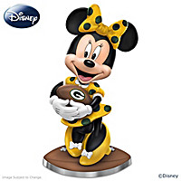 So Minnie Reasons To Love The Packers Figurine
