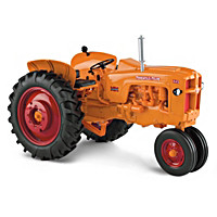 Minneapolis-Moline 445 Gas Narrow Front Diecast Tractor