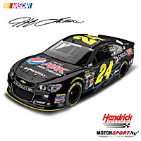 Jeff Gordon No. 24 Pepsi Max 2014 Diecast Car