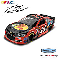 Tony Stewart No. 14 Bass Pro Shops 2014 Diecast Car