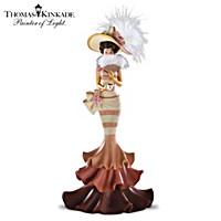 Thomas Kinkade A Timeless Charm Figurine