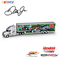 Dale Jr. Diet Mountain Dew Hauler