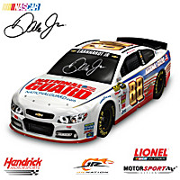 Dale Jr. #88 National Guard Car Sculpture