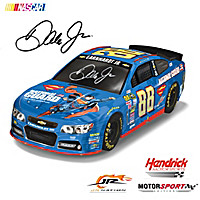 Dale Earnhardt Jr. 2014 #88 Superman Chevy SS Sculpture
