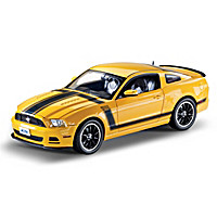 1:18 2013 Ford Mustang Boss 302 Diecast Car