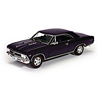 1:18 1966 Chevy Chevelle SS Diecast Car