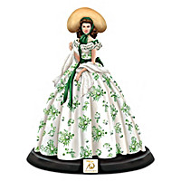 SCARLETT O'HARA, 75 Years Of Beauty Figurine