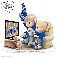 Every Day Is A Slam Dunk With You Kentucky Wildcats Figurine