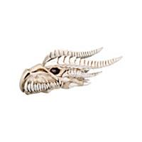 Dragon Skull Figurine