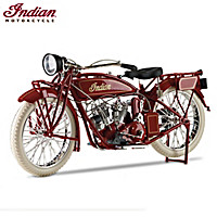 Indian Motorcycle 1:6-Scale 1920 Diecast Motorcycle