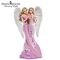 The Courage Of A Sister Is Heaven Sent Figurine
