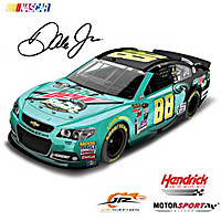Dale Earnhardt Jr. No. 88 Mountain Dew 2015 Diecast Car