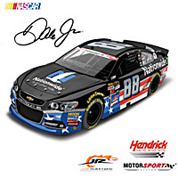 Dale Jr. No. 88 2015 Nationwide Salutes Diecast Car