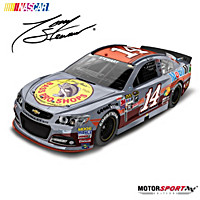 1:24-Scale Tony Stewart 2015 Bass Pro Shops Diecast Car