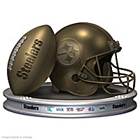 Pittsburgh Steelers Pride Sculpture